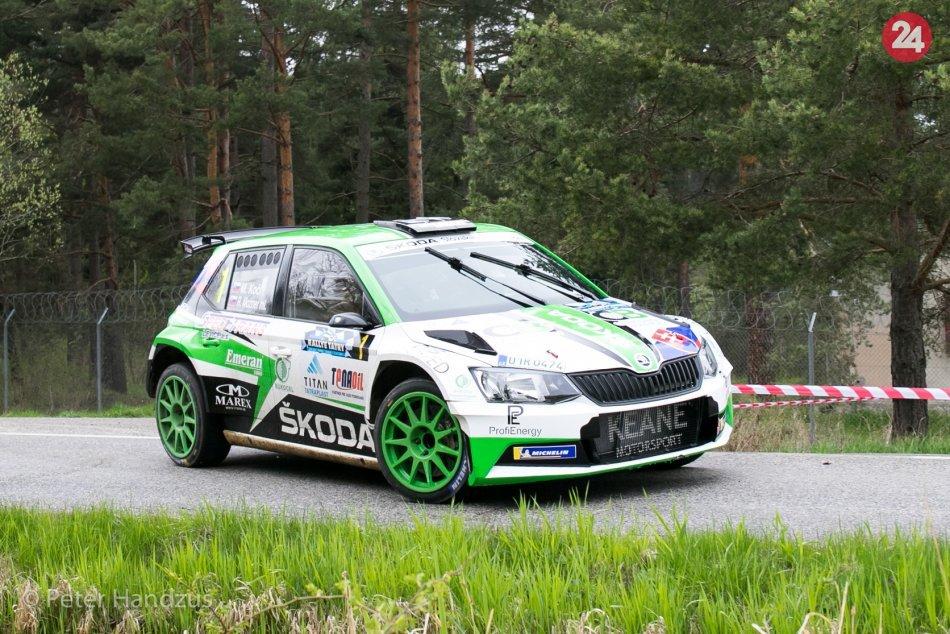 46. ročník Rallye Tatry RS Spišské Bystré