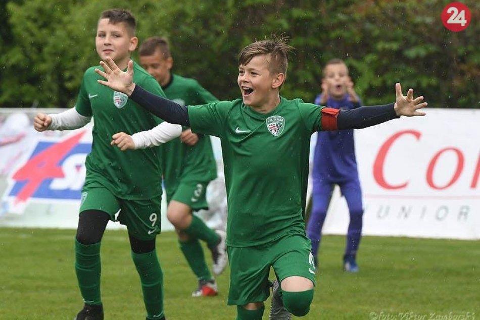Postúpili z kvalifikačného turnaja: Mladí futbalisti dosiahli pekný úspech