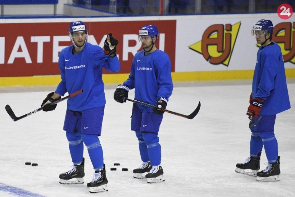 Slovenská hokejová reprezentácia
