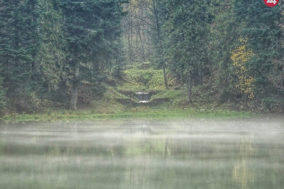 Obrazom: Krásne ZÁBERY z lokality pri Rožňave
