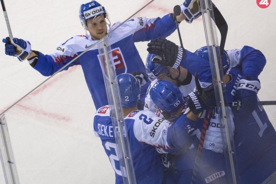 Slovensko – Fínsko 2:4 (1:2, 1:0, 0:2)