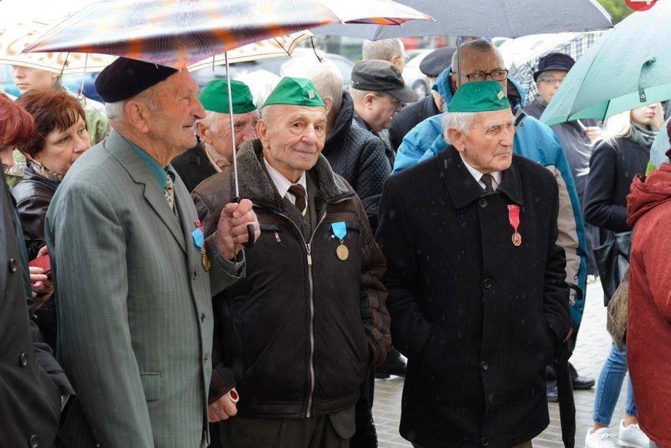 V Nitre si uctili politických väzňov: Odovzdali im pamätné medaily, FOTO