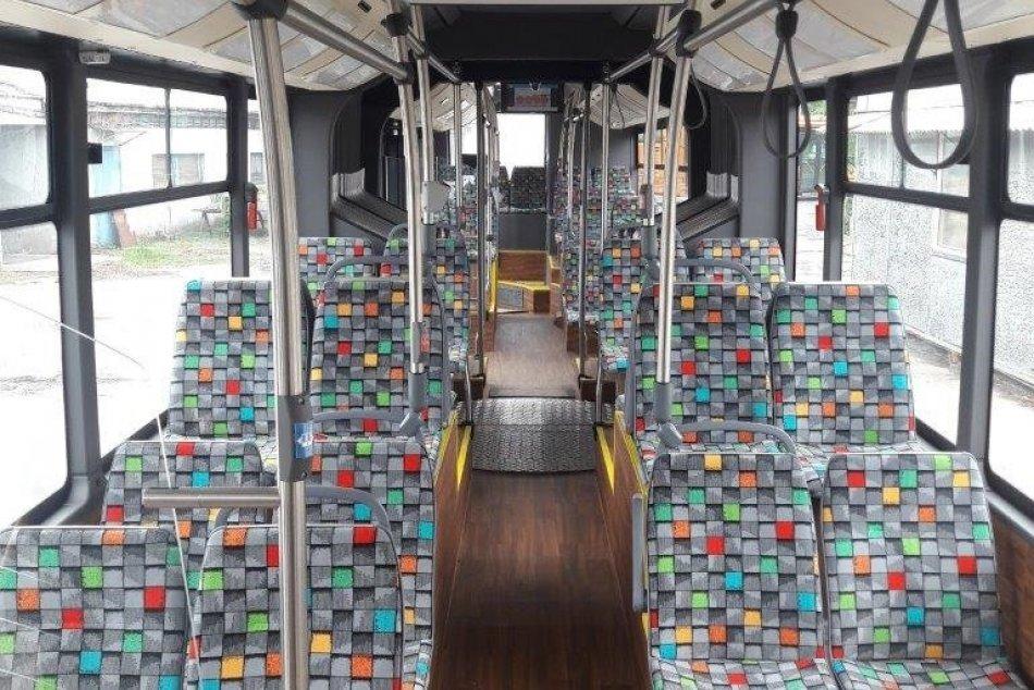 Autobus typu SOR NS 18