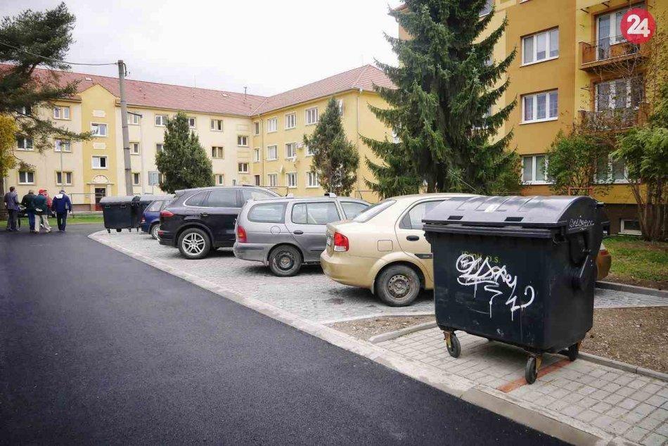 Nové miesta aj úpravy: Po novom na dvoch uliciach zaparkujeme jednoduchšie