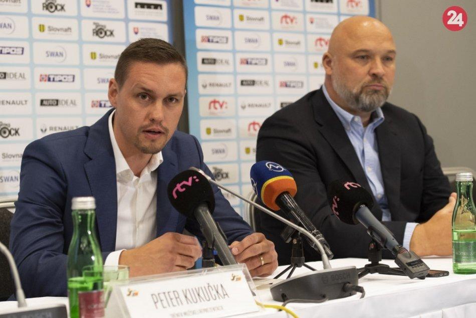 Peter Kukučka novým tréner Slovenska: Zábery z vymenovania do funkcie