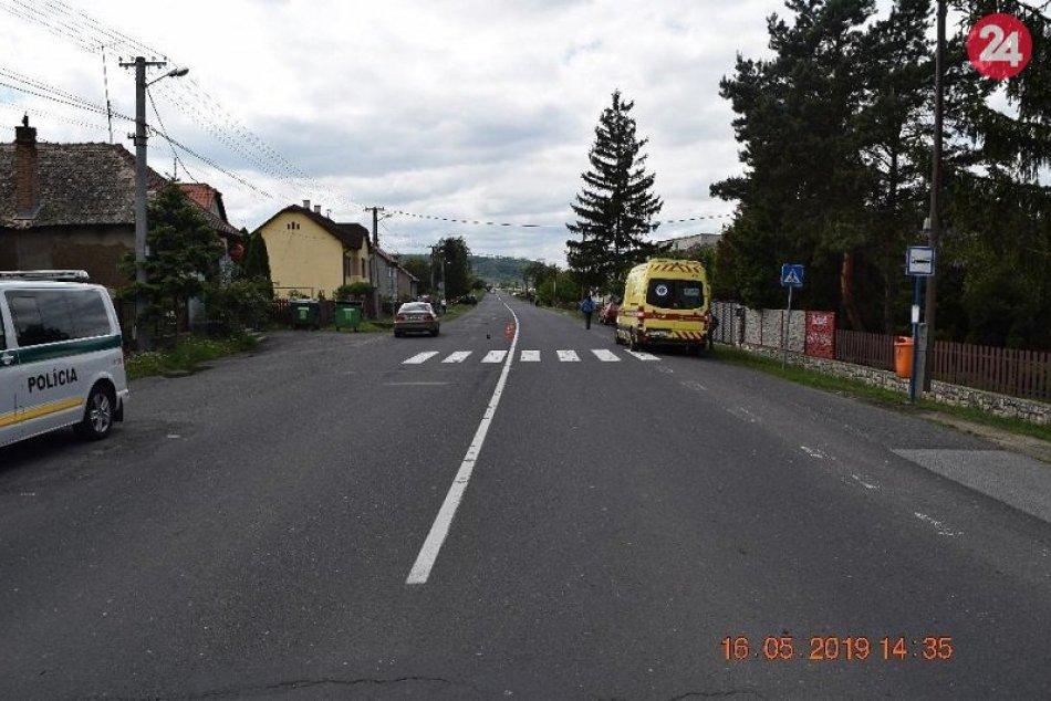 Vodiči zrazili dve dievčatá, nehody sa stali v rovnakom čase