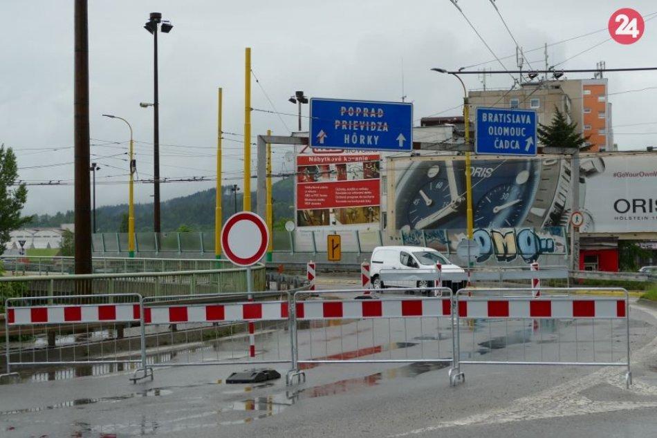Mimoriadna situácia v Žiline: Týmto miestam sa radšej vyhnite