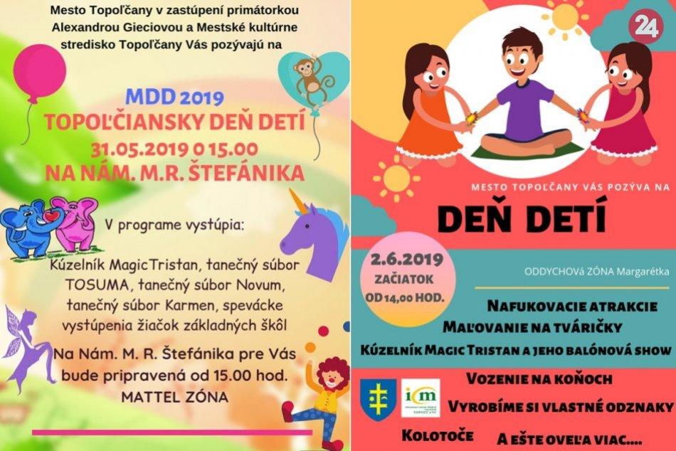 Program MDD v Topoľčanoch