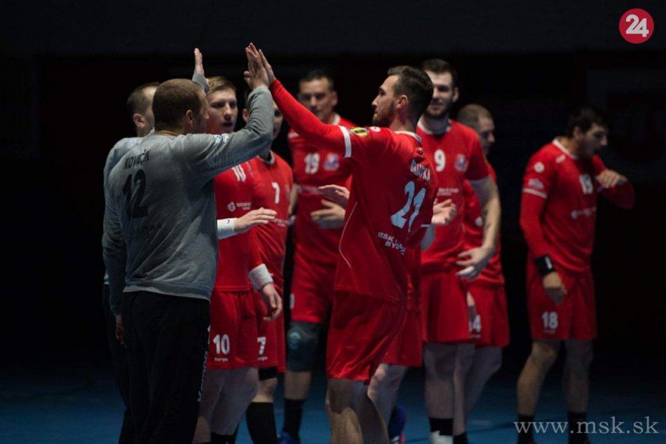 Finále Považská Bystrica - Prešov: Zábery z neho