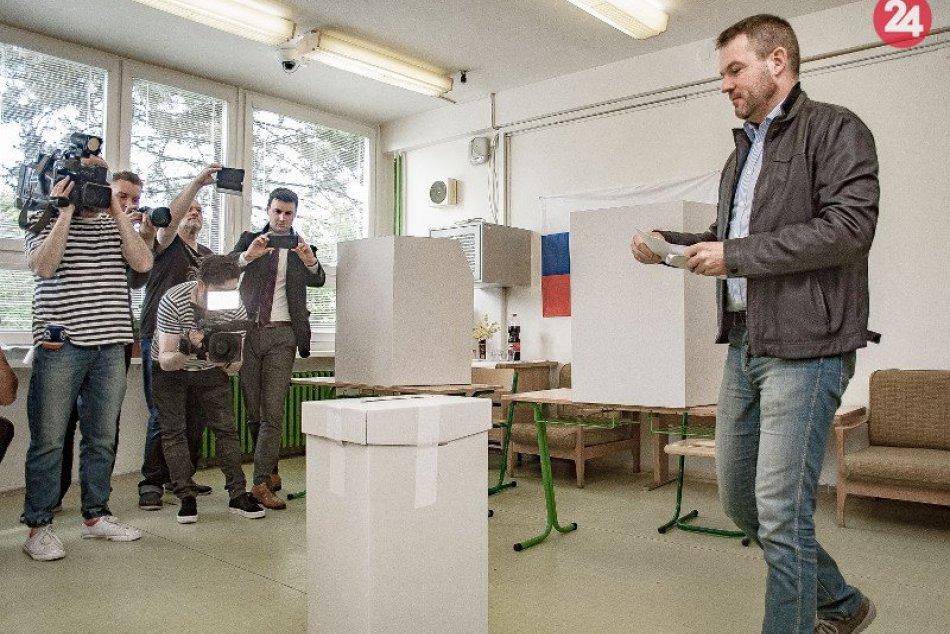 Premiér Pellegrini verí, že nebudeme opäť rekordérmi vo volebnej účasti