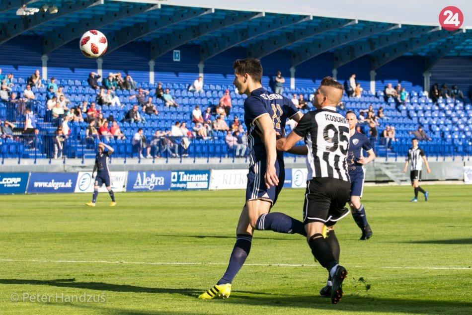 FK Poprad - FC Petržalka 0:1 (0:1)
