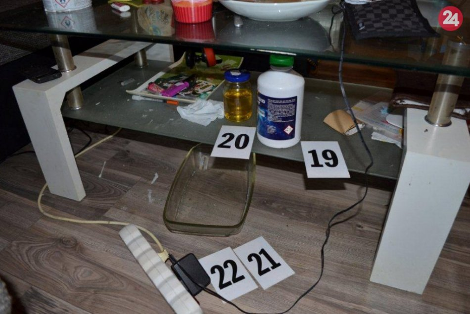 Úspešná akcia polície proti tzv. varičom drog