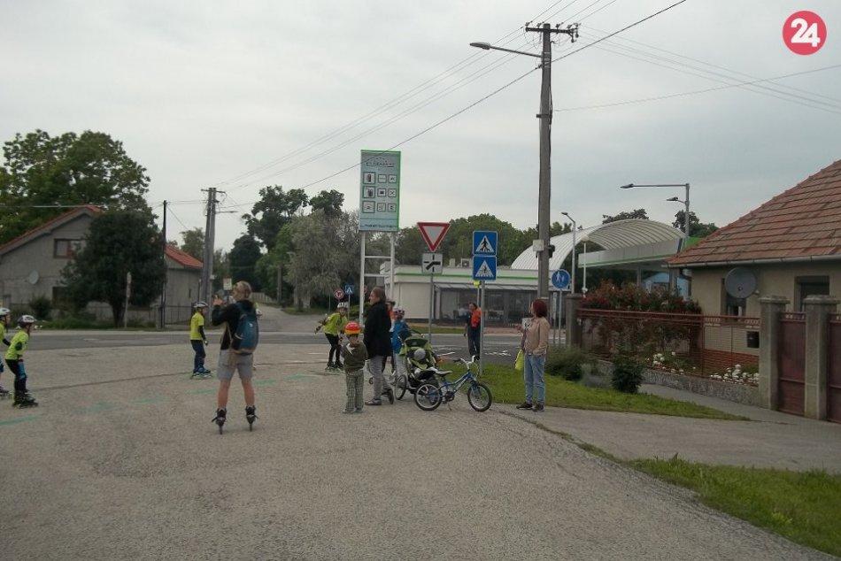 Cyklotrasa  Šaľa- Duslo je otvorená: Poslúži zamestnancom aj rekreačným
