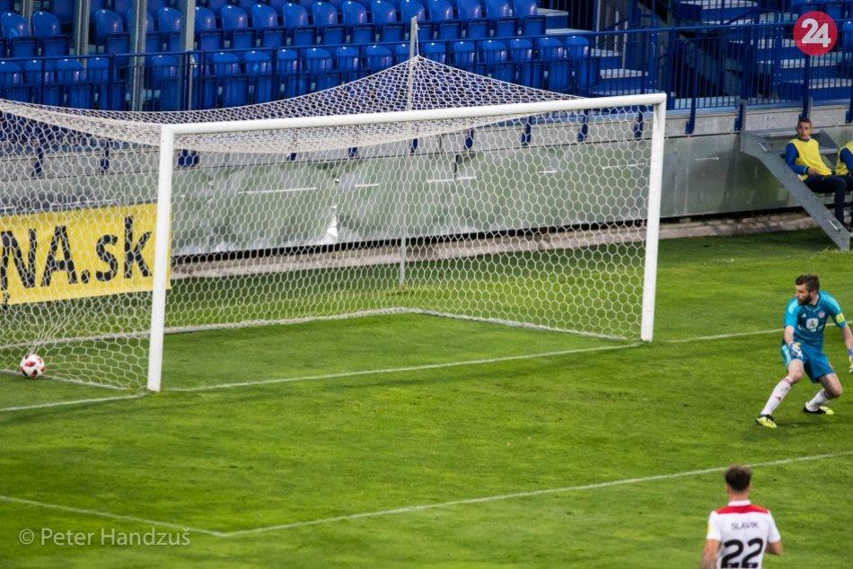 FK Poprad - AS Trenčín 2:0