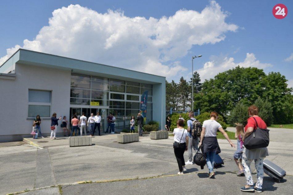 Piešťanské letisko ožíva: Prvý charterový let smeroval do Turecka