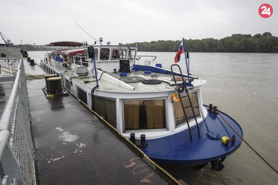 Obzrite si ju na fotkách: Táto výletná loď sa bude plaviť po Domaši