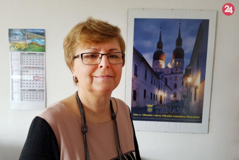 ROZHOVOR so šéfkou Úradu jadrového dozoru Slovenskej republiky