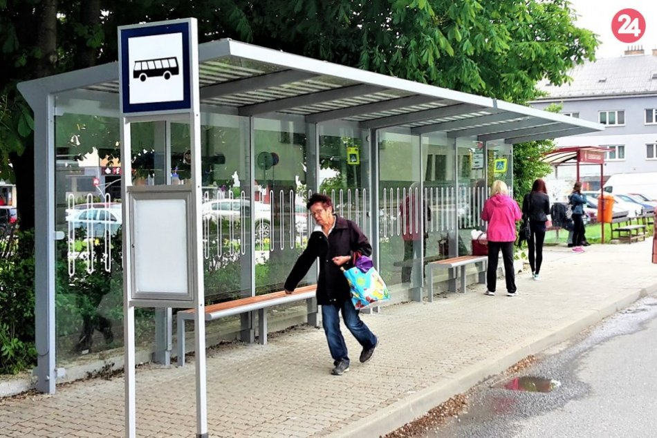 V Považskej Bystrici pribudla nová zastávka, ktorá nahradí tú na ul. Odborov
