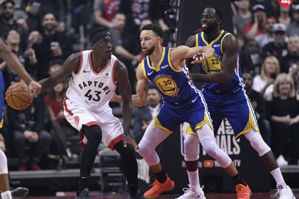 Finále NBA: Toronto Raptors  - Golden State Warriors