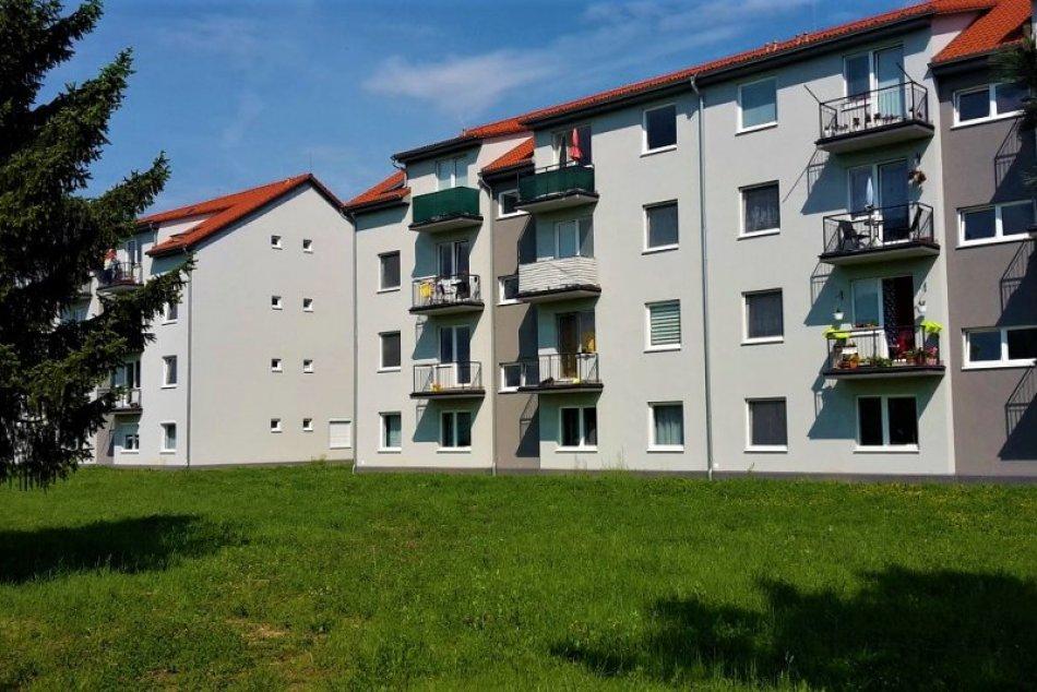 Bytovky v Považskej, ktorých sa týka kauza mesta s verejným obstarávaním