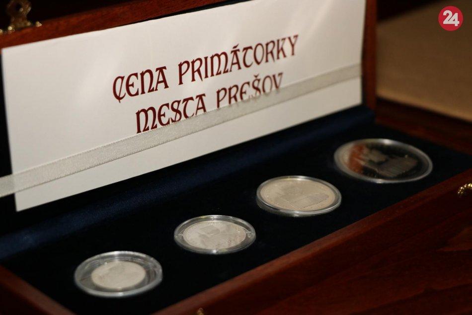 V Prešove sa konalo slávnostné zastupiteľstvo: Odovzdali na ňom ocenenia, FOTO