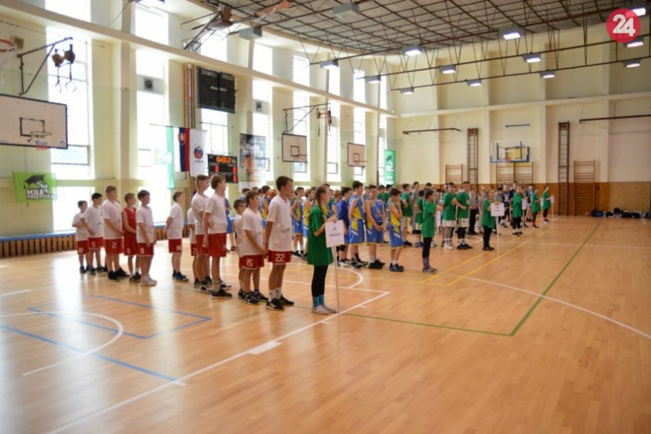 Michalovský basketbalový klub sa zúčastnil na Majstrovstvách Slovenska