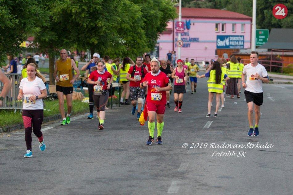 V OBRAZOCH: Banskobystrický maratón 2019