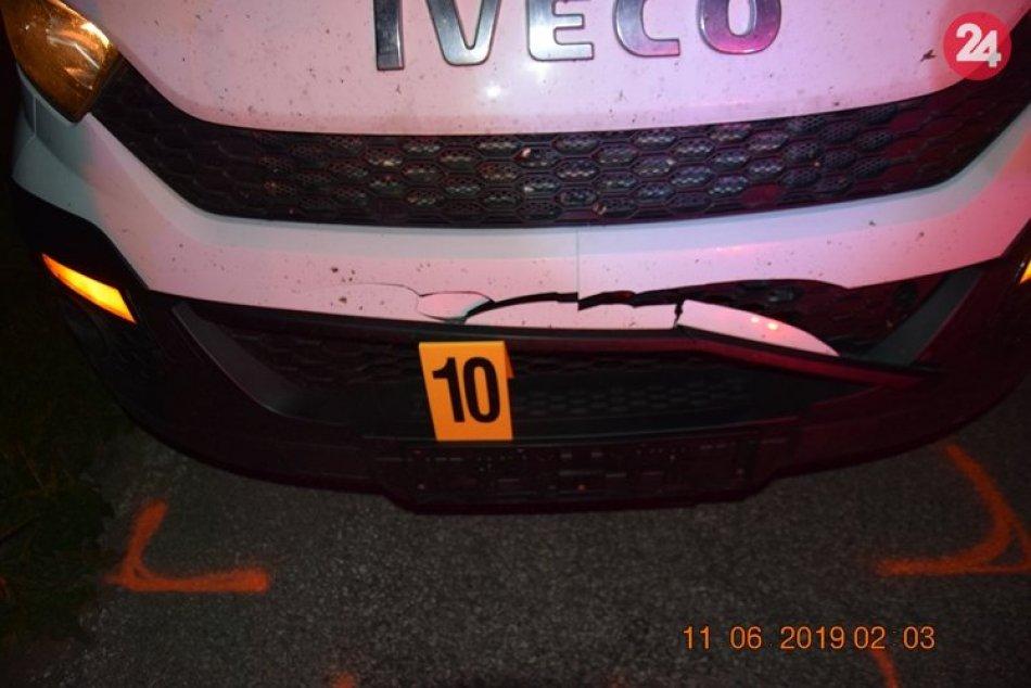 Obrazom: Vážna nehoda pri Rožňave