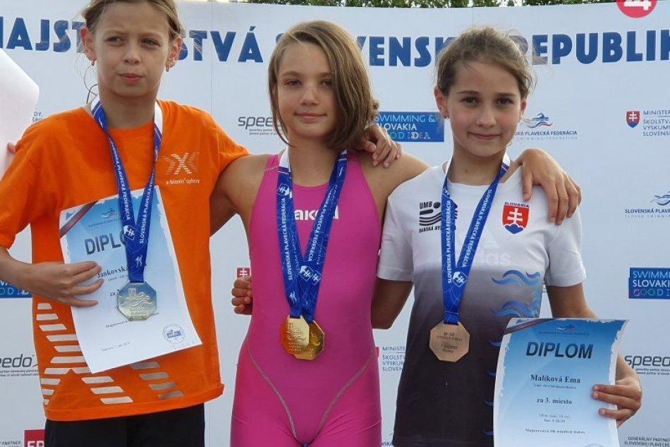 V OBRAZOCH: Malíková z UMB má medailu z Majstrovstiev Slovenska