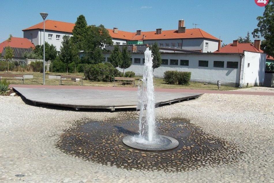 Vodné osvieženie v Šali chýba: Mesto bez kúpaliska aj striekajúcich fontán