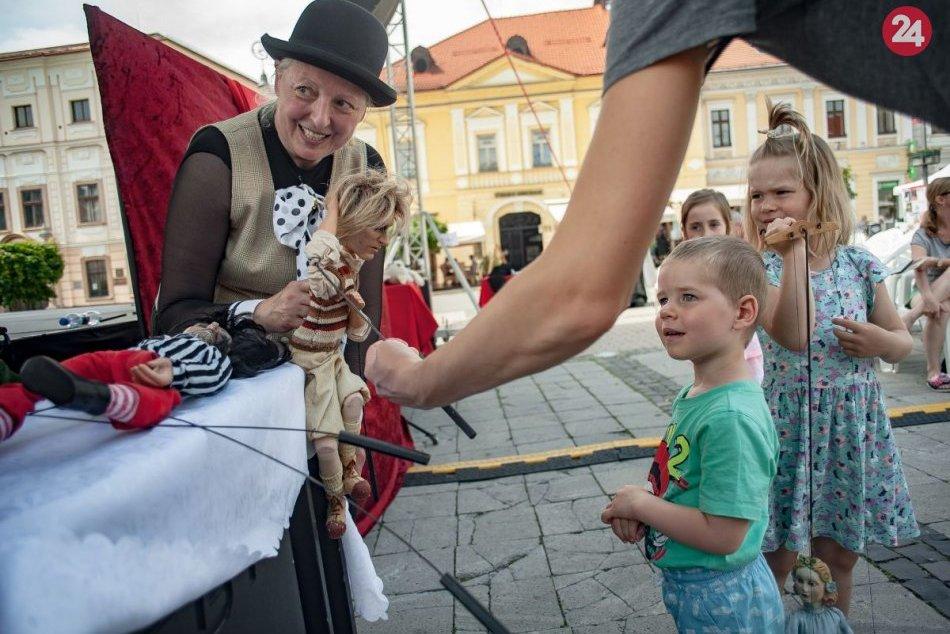 V OBRAZOCH: Dni mesta Banská Bystrica 2019