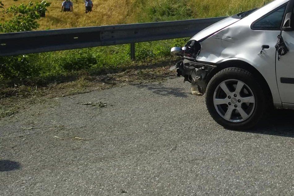 Obrazom: Tragická nehoda v našom okrese