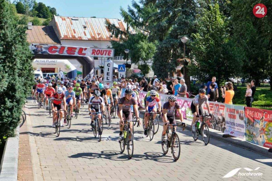 BikeTour Horehronie 2019