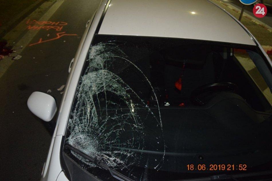Tragická nehoda v Nitre: O život prišiel chodec (†64)