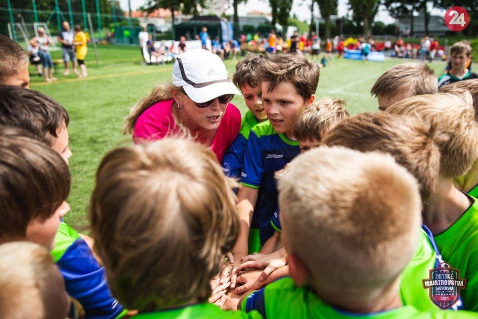 OBRAZOM: Chlapcom zo Švermovky sa podaril menší zázrak, sú majstrami Slovenska!