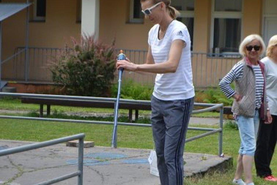 V OBRAZOCH: X. školská letná olympiáda ŠZŠ Ďumbierska 15