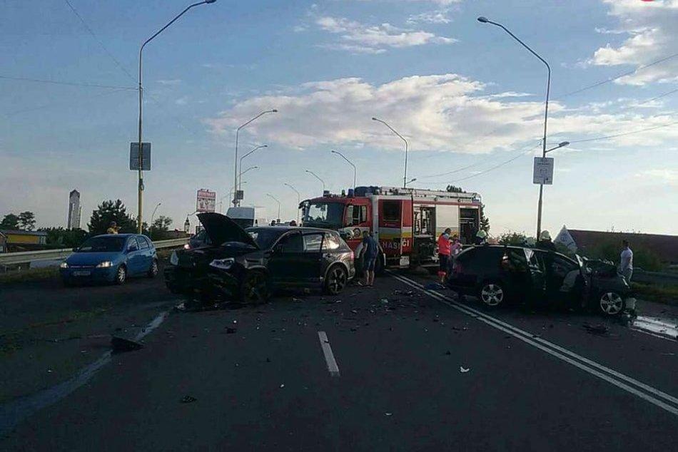 Tragická nehoda v Lučenci