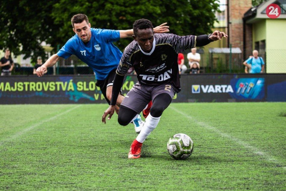 FOTO z majstrovstiev Slovenska v malom futbale