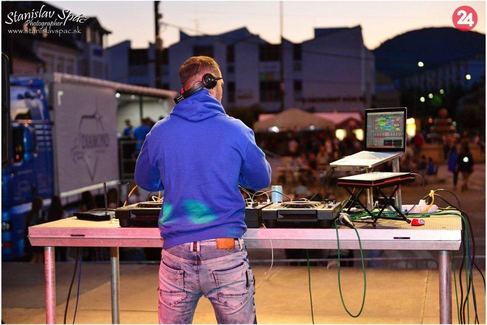 Open air party Brezno 2019