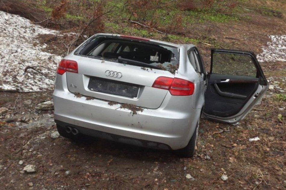 Objasnený prípad krádeže auta: Obvineniu čelí Prievidžan Roman (35)