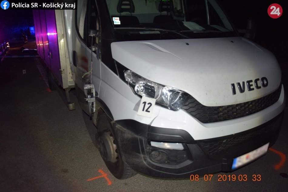 Obrazom: Tragická nehoda v Dobšinej