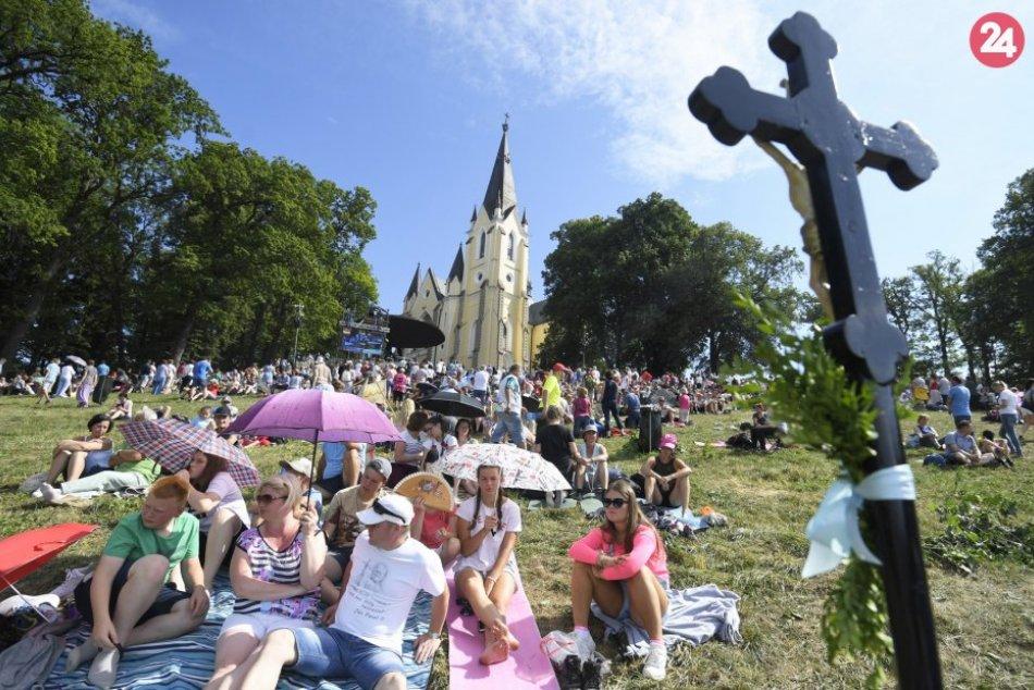 OBRAZOM: V Levoči sa konala každoročná Mariánska púť