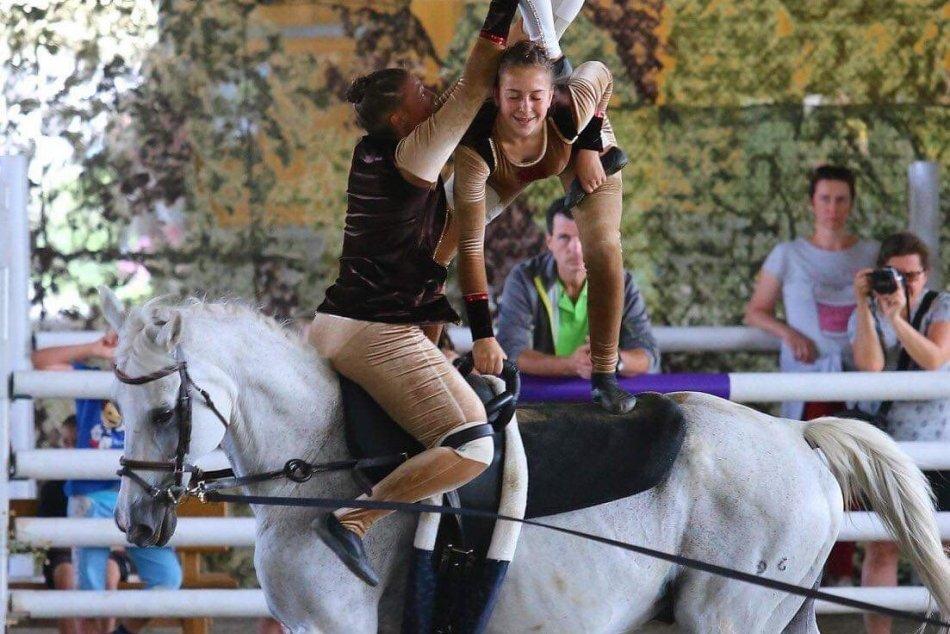 Šalianski voltižéri siahli na medaily: Sezóna patrí k ich najvydarenejším, FOTO