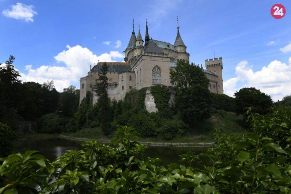 TOP 8 slovenských hradov