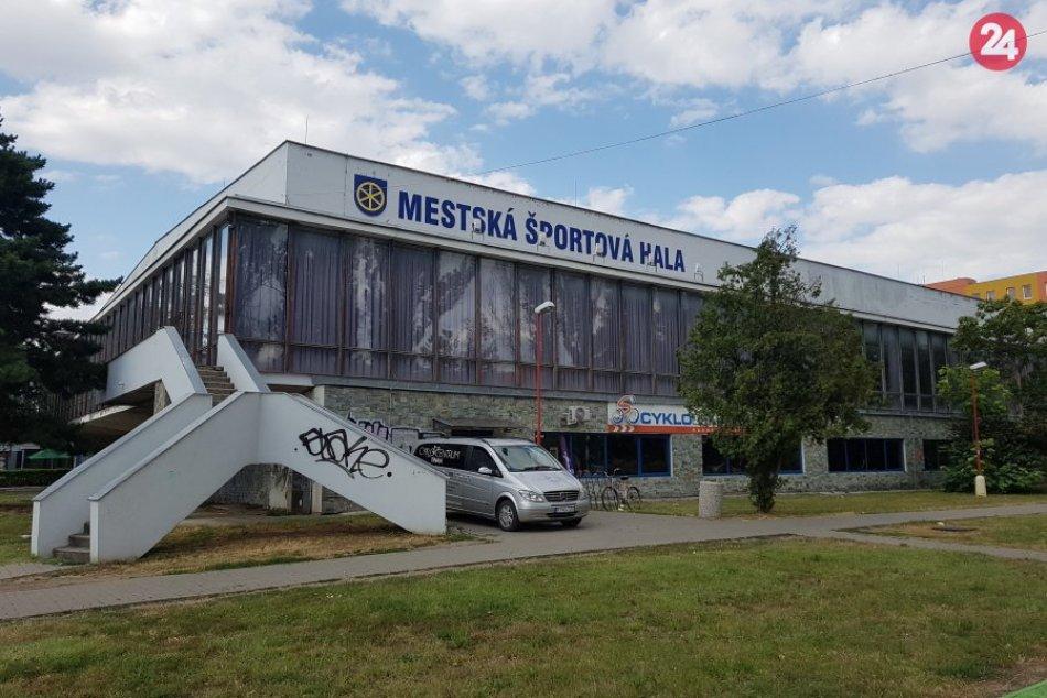 Mestská športová hala Trnava
