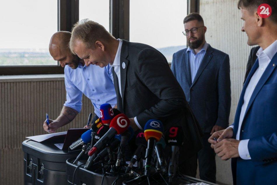 PS, Spolu a KDH sa dohodli na predvolebnej spolupráci