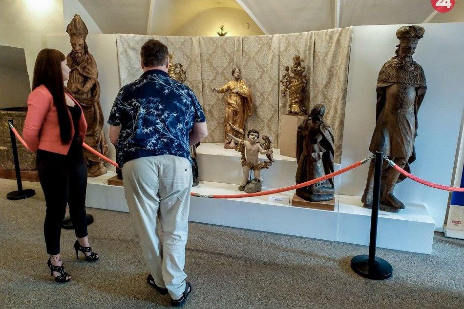 V OBRAZOCH: Stredoslovenské múzeum v Banskej Bystrici
