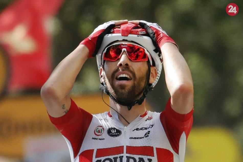 8. etapa cyklistických pretekov Tour de France na 200 km trati z Maconu do Saint