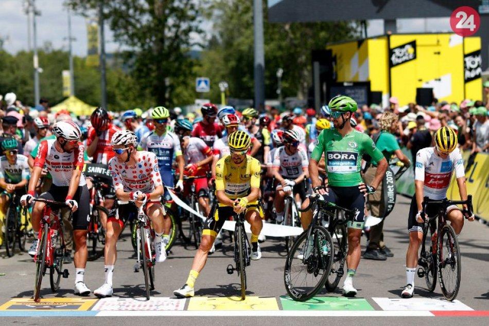 V 9. etape Tour triumfoval Juhoafričan Impey