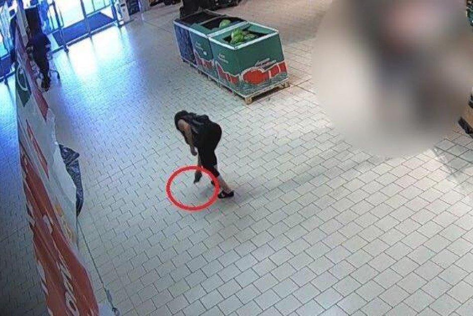 Žena v obchodnom dome v Brezne našla peňaženku a nechala si ju